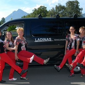 Team - Ladinas Reinigungen GmbH - Bad Ragaz